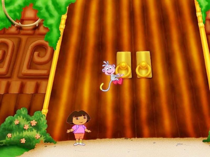 Dora L Exploratrice Les Aventures De La Cit 233 Perdue