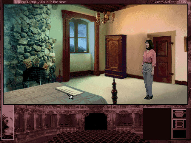 gk2 07 Gabriel Knight 2 – The Beast Within For Pc