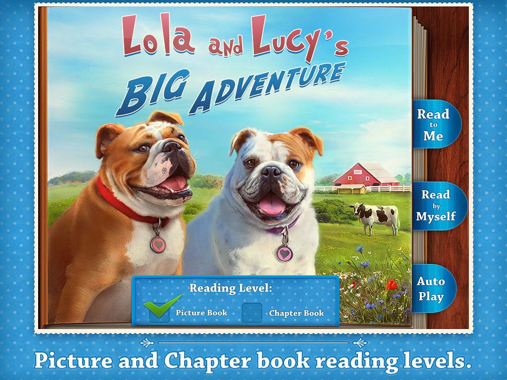 lola  u0026 lucy u0026 39 s big adventure