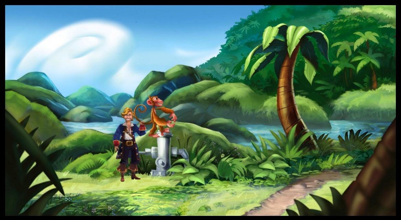 Monkey Island  Lechuck S Revenge Special Edition Patch Francais