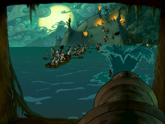 Soluce The Curse Of Monkey Island